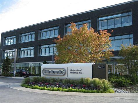 Redmond Wa Post Office by Nintendo Of America Headquart Nintendo Of Europe