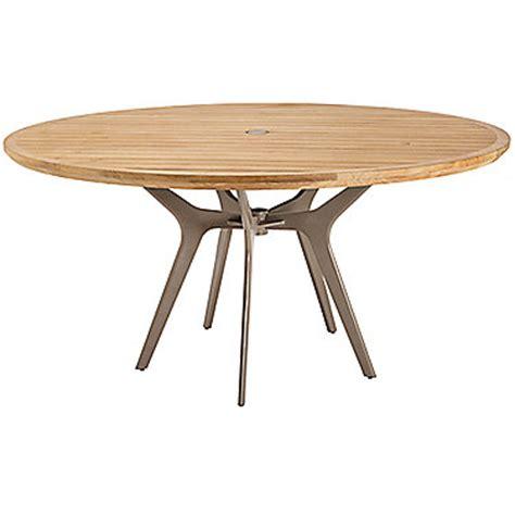 outdoor teak table mcguire furniture farallon outdoor teak dining table no 350
