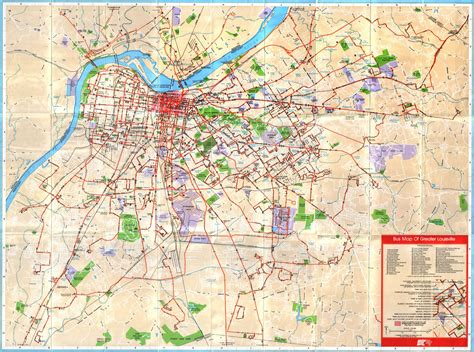 map of louisville ky maps of louisville