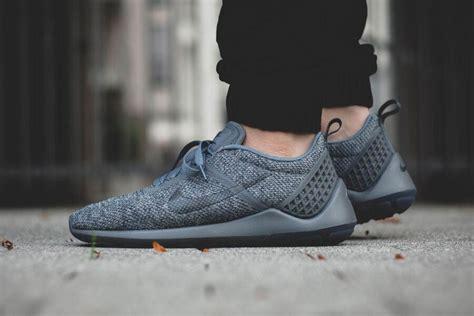 nike lunarestoa  se cool grey sneaker bar detroit