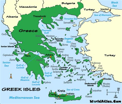 Historical Outline Map 7 Ancient Greece Answers by Kreta Sun Landkarten Europas