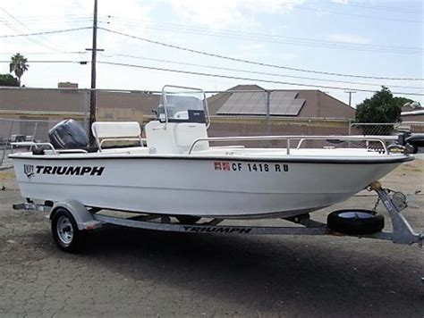 triumph skiff boats for sale triumph boats for sale boats