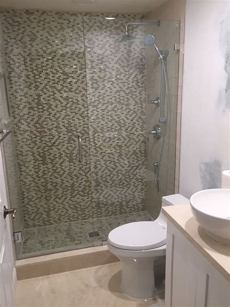 glass mosaic tile shower wall agata shell mix silver mosaic glass tile bathroom tile