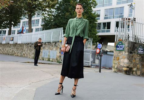 Bag Snob In Vogue Japan And Vogue Brazil by The Best Style Of Fashion Week Vogue