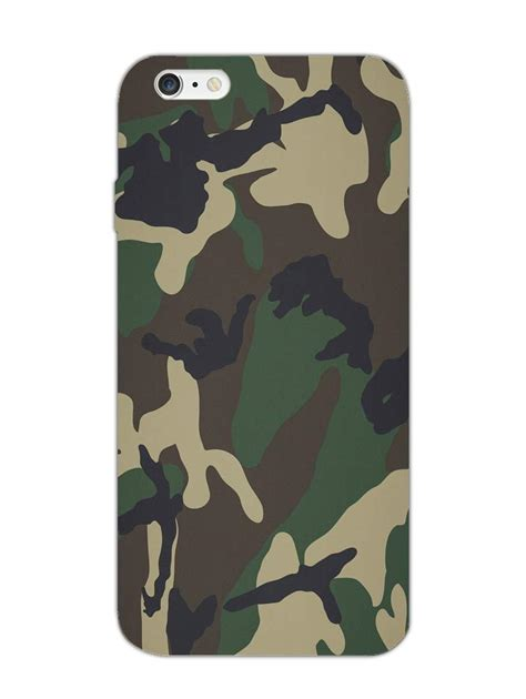 camouflage army designer mobile phone