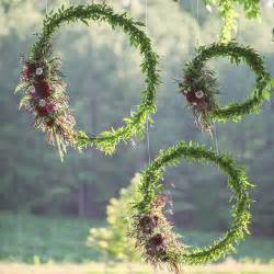 hula hoops floral decor macmay farm wedding pinterest hula hoop hula and floral