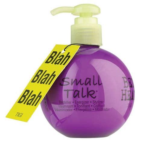 small talk bed head tigi bed head small talk krem dający objętość energię i