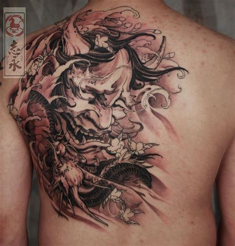 hanya tattoo designs 438 best images about hannya oni on