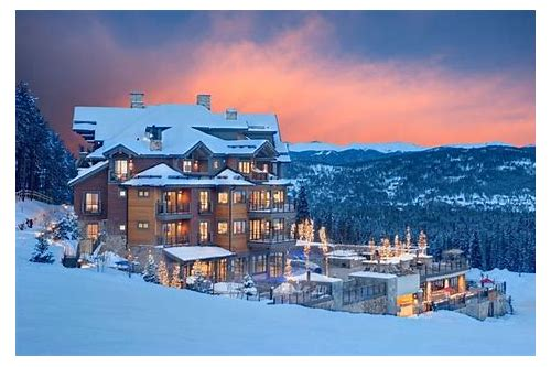 lodging deals breckenridge colorado