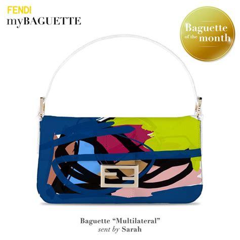 Design Your Own Fendi Bag The Fendi Artist Baguette by 17 Best Images About Fendi Mybaguette App On