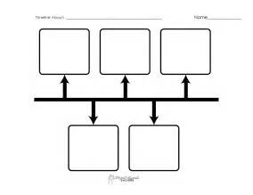 simple timeline template blank timeline printables squarehead teachers