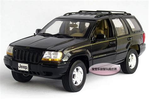 jeep cherokee toy free shipping 2014 new toy 1 18 jeep grand cherokee