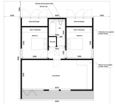 accessory dwelling unit floor plans jetson green prefab adu keeps family in one place