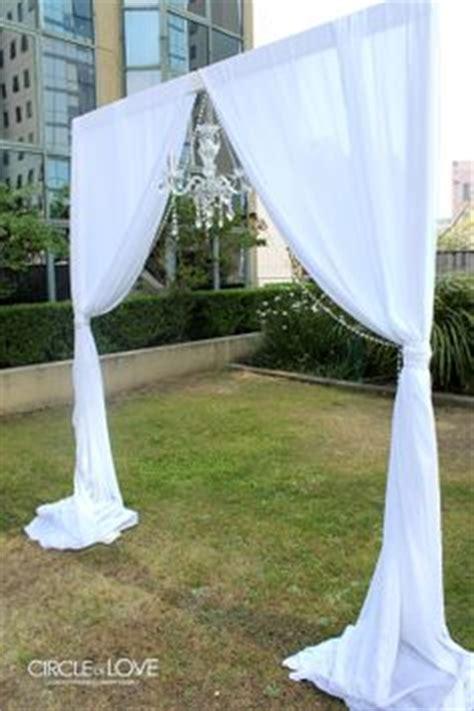 Wedding Arch Pvc by Show Me Your Wedding Arch Chuppah Ceremony Backdrop