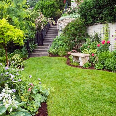 how to make a beautiful garden landscaping on a slope how to make a beautiful hillside