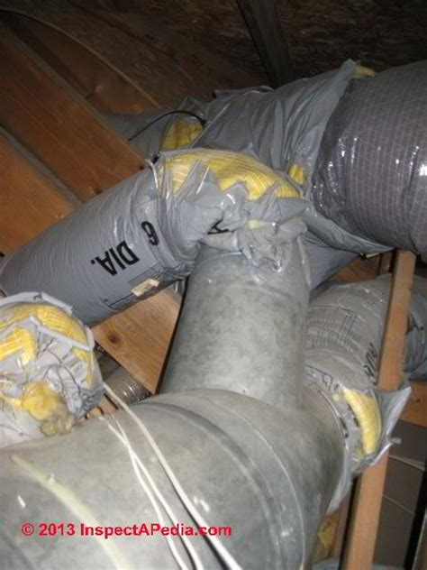 atco rubber products gray flex duct deterioration amp failures