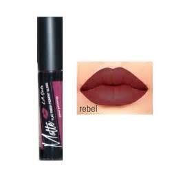 La Matte Lip Matte Per Pack Isi 3 3 pack l a matte pigment gloss rebel product8