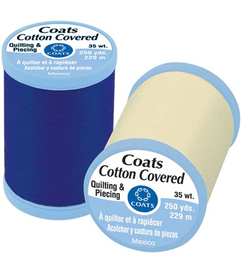 Best Thread For Piecing Quilts by Cotton Covered Quilting Piecing Thread 250 Yards Jo