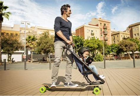 Designer Kinderwagen Longboard Quinny Design