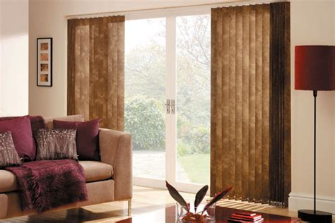 Patio Door Vertical Blinds Patio Door Fabric Vertical Blinds For Patio Doors