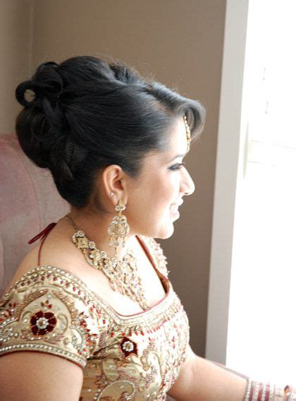 pakistan indian hal hair updo styles 13 best indian bride images on pinterest hindus indian