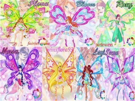 The Fairies Stella Si Peri Bintang by Winx D 233 Sairix De Winxflora93