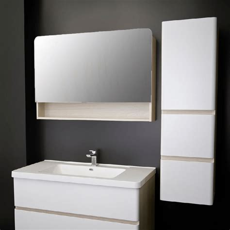 parisi bathroom lotus ash bathroom storage cabinet by parisi just