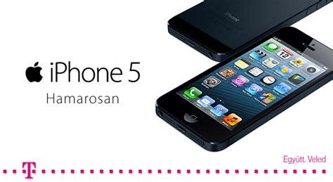 mobile hu meg 233 rkezett a t mobile iphone 5 hivatalos k 246 zlem 233 nye