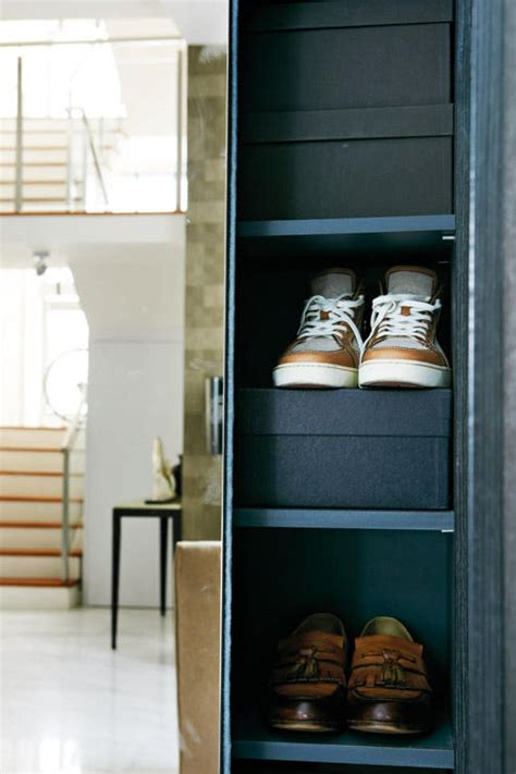 thin shoe storage 5 slim storage solutions for small homes home decor