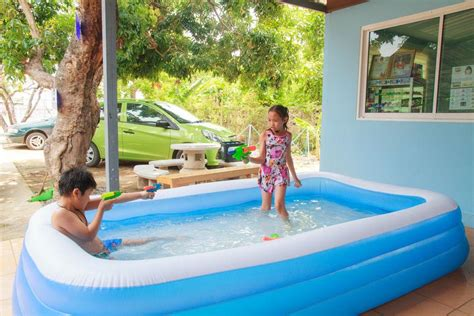 backyard inflatable pools entertaining kids in summer pool for kids backyard