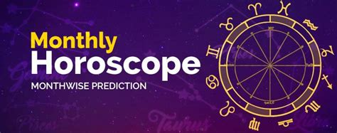 Monthly Horoscope by Monthly Horoscope March 2018