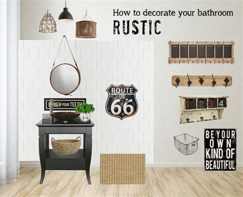 how to decorate my bathroom you asked how to decorate a bathroom rusticfunky junk