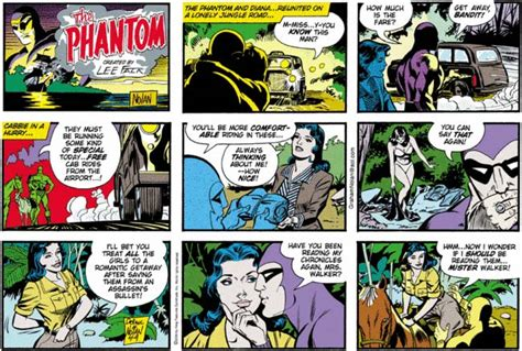 12 the phantom the complete newspaper dailies by top 10 newspaper comic strips part 2