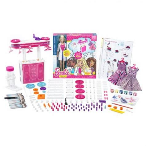 barbie doll house kits barbie stem kit with barbie scientist doll walmart com