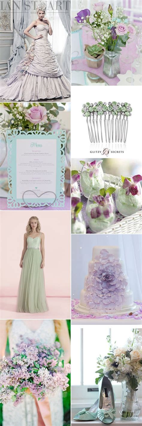 18 best images about Mint Green & Lilac Wedding Ideas on