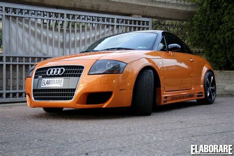 Audi Tt 4x4 by Audi Tt Elaborazione 180 Cv Elaborare Gt Tuning Racing