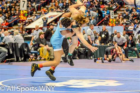 nysphsaa sections nysphsaa wrestling semi final photo gallery all sports wny