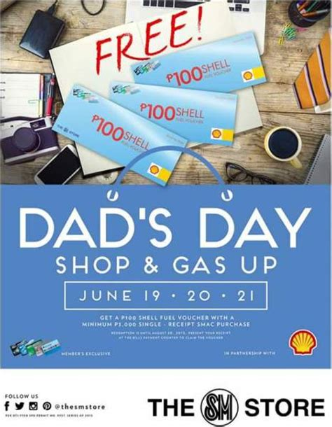 Shell Gift Card Voucher - gas promos contests sales and discounts philippines