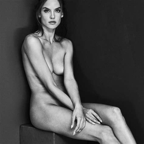 Alessandra Ambrosio Naked Hot Album Photos
