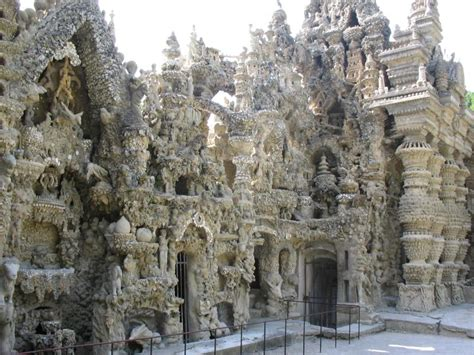 cheval homes for mind blown the postman who built his own rock castle
