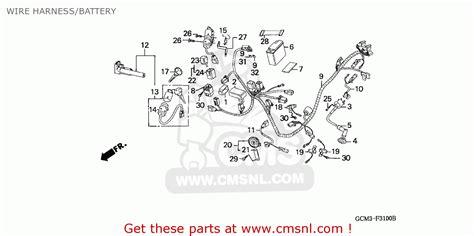 honda x8r wiring diagram wiring diagrams wiring diagram