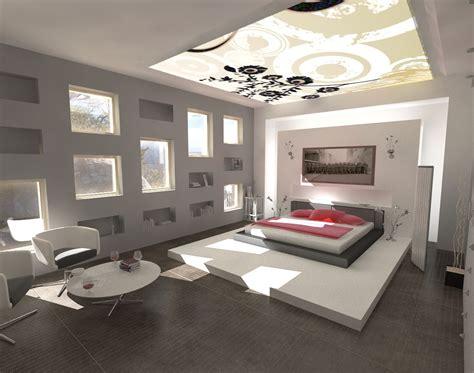 decorations minimalist design modern bedroom interior