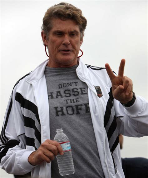 David Hasselhoff Hospitalized To Detox by The Hoff Wasn T Just Had An Ear Thing The Blemish