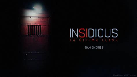 film insidious complet youtube insidious la 218 ltima llave tr 225 iler internacional 1 ya