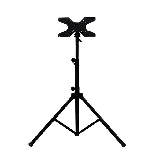 Tripod Lcd audio 2000 ast423y flat panel lcd tv monitor stand with foldable tripod leg