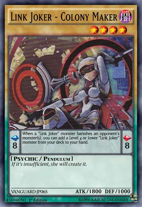 vanguard card maker template link joker colony maker by jam4077 on deviantart