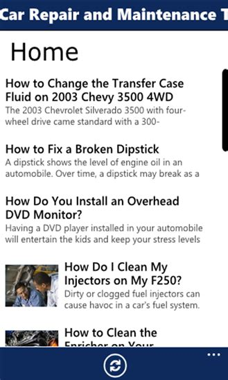 home improvement tips for being maintenance free download free car repair and maintenance tips by jerrell