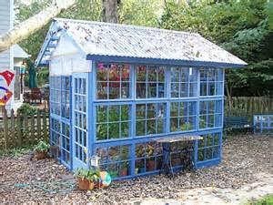 House Made Of Doors 10 Greenhouses Made From Windows And Doors Total