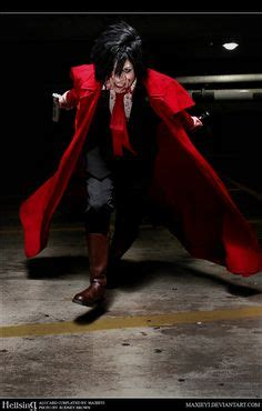 tutorial cosplay alucard 1000 images about hellsing ultimate on pinterest