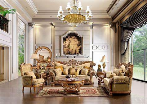formal living room furniture sets luxurious traditional style formal living room set hd 369